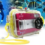 Underwater Digital Camera