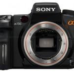 Sony Alpha DSLR A700