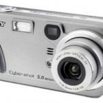 Sony Cyber Shot DSC P92
