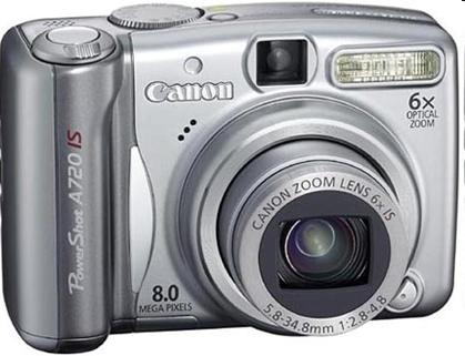 Canon Power Shot A720