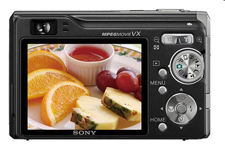Sony DSC W90