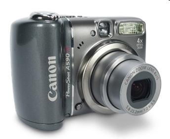 Canon Powershot A 590